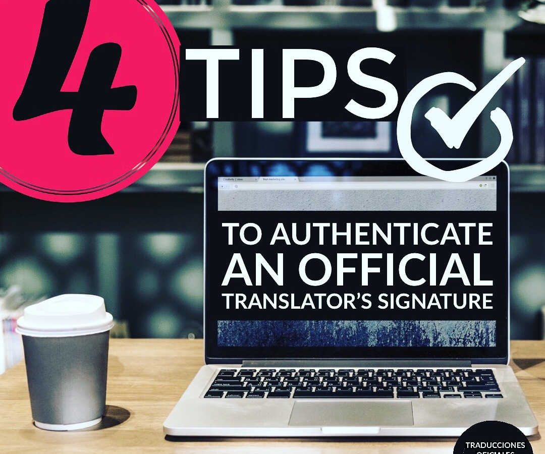 Authentication in Costa Rica: 4 Tips To Authenticate an Official Translator's Signature.