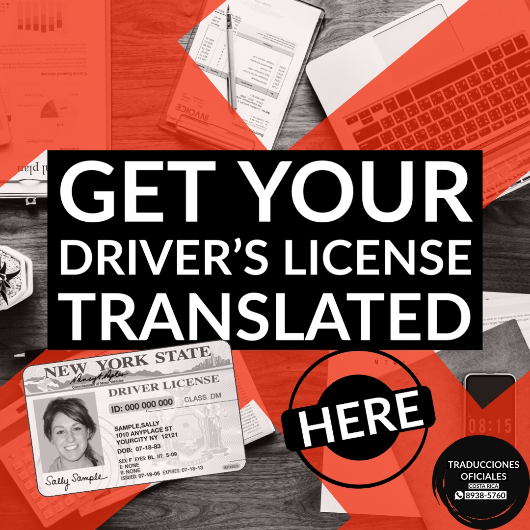 Traducción Oficial Costa Rica Traductor Oficial Licencia